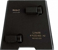 Франкфурт алмазный Linolit #PCD #30-H2 RIGHT (правый)